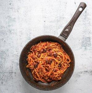 Špagety recept